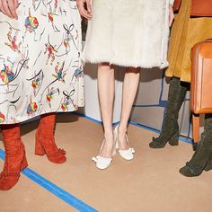 Learn all about the shoes of the season from Tory.