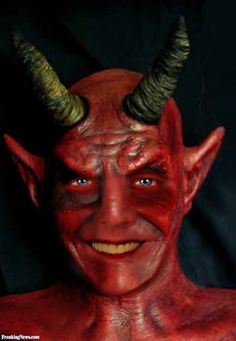 images of satan | The First Introduction Of Satan : Funny Stuff, Satan, America
