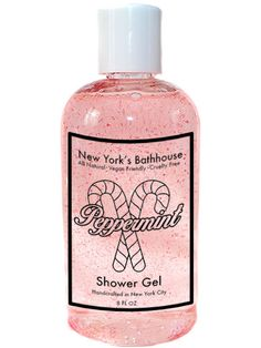Peppermint Shower Gel