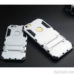 Iron Man Series Stealth Bracket Silica Gel Thin Case For Iphone 5/5S/6/6Plus only $18.99 in ByGoods.com!