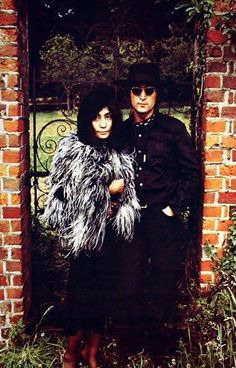 John + Yoko