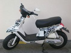 Scooter MBK Spirit BOOSTER