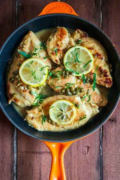 Chicken Piccata | 23 Boneless Chicken Breast Recipes That Are Actually Delicious