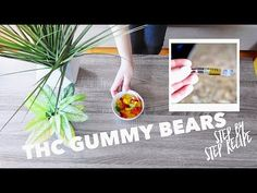 How to make THC gummies with cannabis oil distillate/TruClear Marijuana Recipes, Cannabis Edibles, Thc Oil, How To Make Gummies, Cbd Hemp Oil, Me Time, How To Stay Healthy
