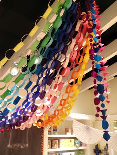 chain garlands