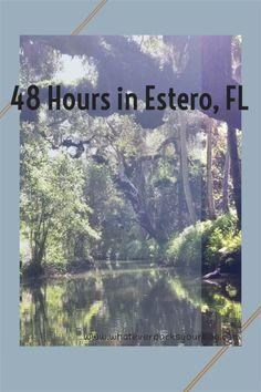Canada Travel, Usa Travel, Life Inspiration, Travel Inspiration, Travel Guides, Travel Tips, Estero Florida, Florida Travel Guide, Amazing Shopping