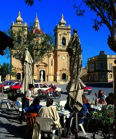 Gozo, Malta - one of the many places I want to see