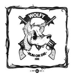 WOLFY-CREEPY † SQUAD by Gabo Romero, via Behance