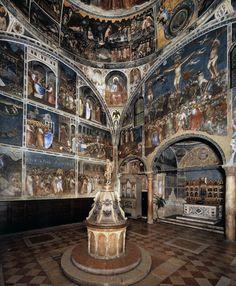 Culto Cristiano-cattolico Cappella del Battistero all'interno del Duomo di Padova Il Battistero del Duomo, intitolato a San Giovanni Battista, fu costru... - CARMELA MARIA AGLIATA - Google+