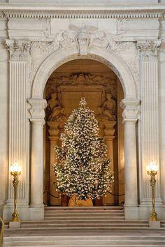 Beautiful #Christmas tree