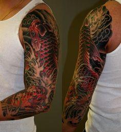 tatouage-carpe-koi-poisson- (34)