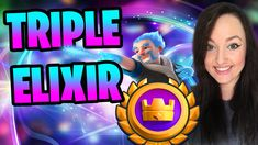 Best deck for triple elixir global tournament in Clash Royale to get those 10 wins and all the rewards. This Giant Skeleton Clone deck can get you those 10 wins easy if it is played correctly. Thank you for watching! #clashroyale #mobilegames #youtube Giant Skeleton, Cool Deck, Clash Royale, You Got This, How To Get, Neon Signs, Easy, Youtube, Its Ok