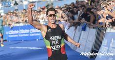 Triatleta PORTUGUÊS João Pereira Vence Prova da Taça do Mundo em Antalya