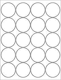 Free avery template for microsoft word round label 5294 template 2 matte white printable circle labels w permanent adhesive 10 sheets saigontimesfo