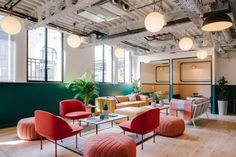 WeWork's new Paris location is one of the most beautiful workspaces we've ever seen: