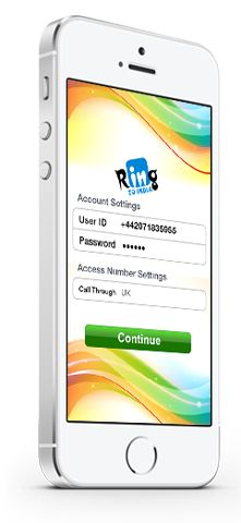 RingtoIndia iPhone app  Now make international calls from your iPhone using our iPhone apps