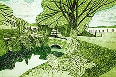 A Minsmere Walk by John Brunsdon