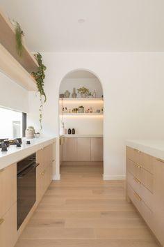 Interior Desing, Interior Architecture, Beach Interior Design, Dream Home Design, House Design, Kitchen Interior, Kitchen Design, Home Decor Inspiration, Kitchen Inspiration