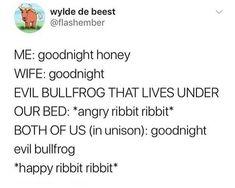 *angry ribbit ribbit*