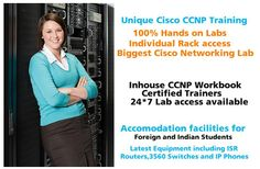 Unique Cisco CCNP Training