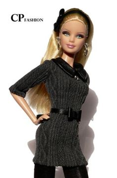 CP-ITALIAN-STYLE-handmade-outfit-for-BARBIE-BASICS-MODEL-PIVOTAL