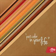 """""""pon color en tu vida"""""""