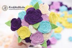 Nincs is szebb egy csodaszép rózsacsokornál!  Pláne, ha te készíted el!  Tartsatok velem!      Ebben a blogbejegyzésben, egy nagyon közkedvelt vágósablonnal készítettem rózsacsokrot.  Szerint...