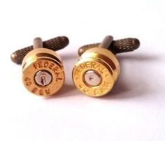 Smith-Wesson Cufflinks//