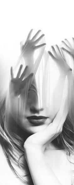 MADNESS - http://black-white-madness.tumblr.com/ --- Handsup by Antonio Mora
