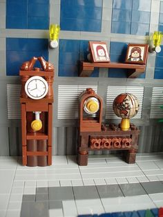 Lego furniture                                                                                                                                                                                 More