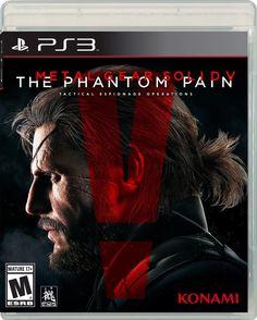 Videojuego Metal Gear Solid V The Phantom Pain PS3. Compra en línea fácil y seguro. #Kémik