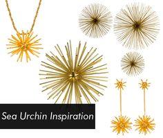 DIY Inspiration: Sea Urchins and Starbursts