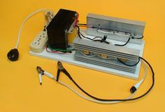 Electronics Projects, Hobby Electronics, Electrical Projects, Electrical Installation, Arduino Projects, Electronic Engineering, Electrical Engineering, Ac Circuit, Tool Room