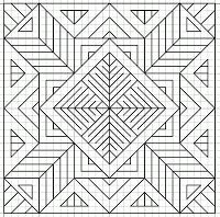 LOTS of heaps cool patterns and black work! definetly worthwhile looking over- Blackwork Embroidery: Small Motif/Fill Pattern