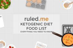 From shopping to eating, this ketogenic diet food list will go through everything you need to know. Fats, seeds/nuts, meats, vegetables, dairy, and spices.