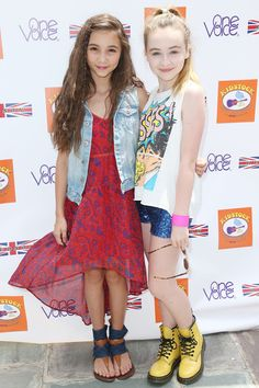 Rowan Blanchard Photos - 7th Annual Kidstock Music And Art Festival - Arrivals - Zimbio