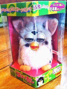 GO FURBY - #1 Resource For Original Furby Fans!: Japanese Tomy Tiger Electronics Original Furby