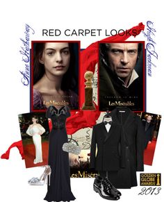 """""""J'adore Les Mis"""" by gilleyqwyn ❤ liked on Polyvore"""