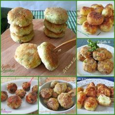 polpette Happiness Recipe, Healthy Cooking, Cooking Recipes, Veggie Recipes, Vegetarian Recipes, Daily Meals, Food Inspiration, Italian Recipes, Love Food