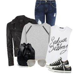 """""""casual"""" by stacy-gustin on Polyvore"""
