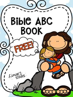 Here is a great Bible ABC Book Freebie for you! Use this in your private school classroom, Sunday school, children's church, or in your home with your own children! Here is what you get:My Bible ABC Book Bible ABC PagesThanks for taking the time Toddler Sunday School, Sunday School Classroom, Sunday School Activities, Sunday School Crafts, School Children, Children Sunday School Lessons, Bible School Crafts, Children Church, Toddler Bible Lessons