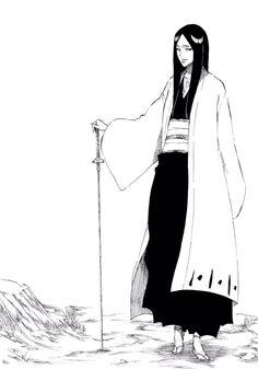 Ahh who i forgot her name. Killed by kenpachi. My best anime and manga ever. Bleach Anime, Bleach Fanart, Bleach Yachiru, Kenpachi Zaraki, Manga Art, Anime Manga, Anime Art, Bleach Characters, Anime People