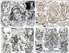 Chicano Style | ... from google when you search chicano tattoos i realy like chicano style