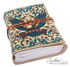 Select from our extensive collection of (leather) journals, diaries, photo albums, address books. Leather Journal, Eagles, Decorative Boxes, Stationery, Dragon, Journals, Magazines, Stationery Shop, Eagle