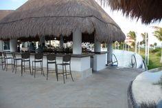 Moon Grand Pool Bar - Moon Palace Golf & Spa Resort, Cancun, Mexico