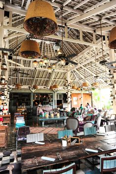 Balique Restaurant- where to eat in Bali