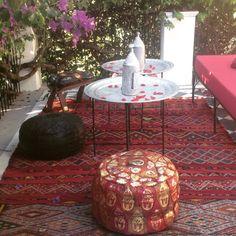 #Puffs Marroquíes