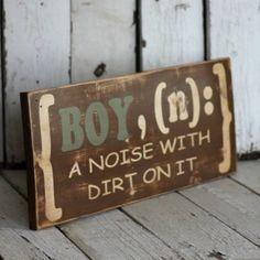 Cute for boy nursery