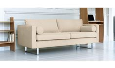 59th Street Sofa by Conran  - High Quality, Hand Crafted Leather Sofas: Darlings of Chelsea