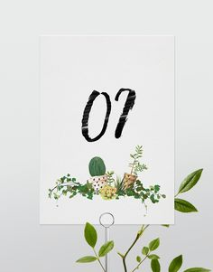 Cacti Obsession • Nº de mesa - invitaciones de boda - Wedding invitación - Cacti Decor -  Papelería de boda Save The Date, Wedding Flowers, Wedding Invitations, Wedding Inspiration, Baby Shower, Cards, Design, Cactus Wedding, Pinterest Board